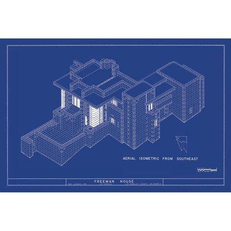 Frank Lloyd Wright Freeman House