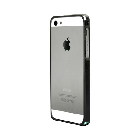 Black Alloy X for iPhone 5
