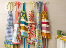 Pretty Little Kitchen Linens