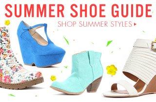 Summer Shoe Guide