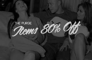 The Purge: Items 80% Off