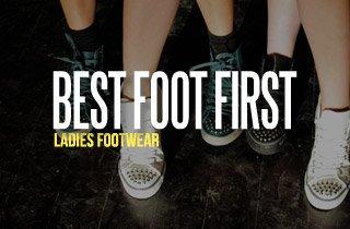 Best Foot First