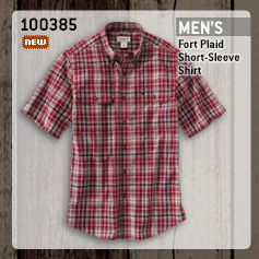 Fort Plaid Shirt