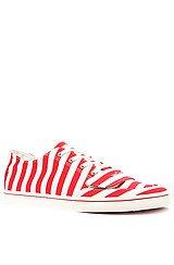 The Ciro Lo Sneaker in Scarlet