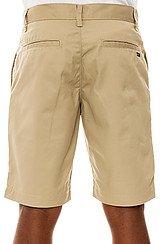 The Weekender Shorts in Khaki Sage