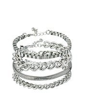ASOS Pack of Four Chain Bracelets