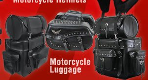 Shop Motorcycle Luggage