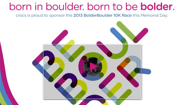 born in boulder. born to be bolder.