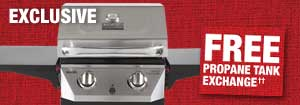 $179 Char-broil 2-Burner Gas Grill