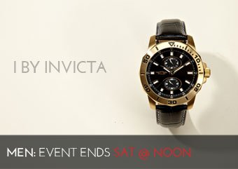 I BY INVICTA - MEN'S WATCHES