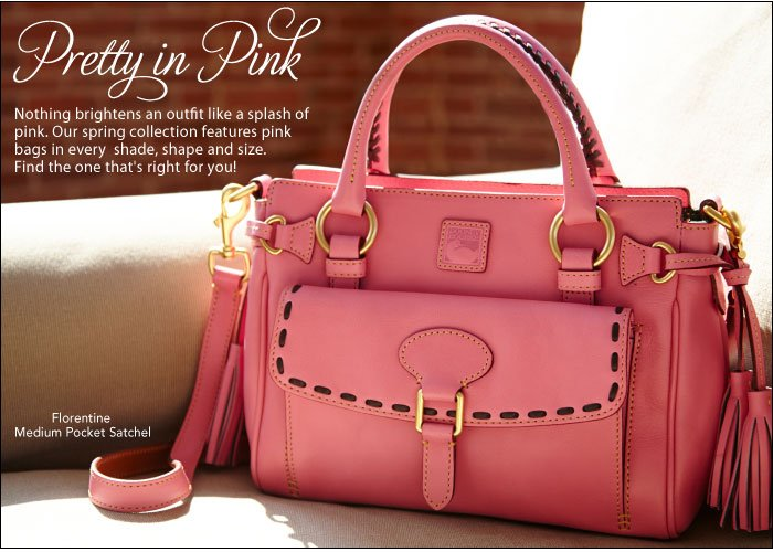 Pretty in Pink - Find the one that's right for you!