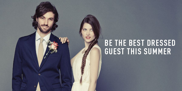 Be The Best Dressed Guest This Summer