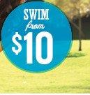 SWIM from $10