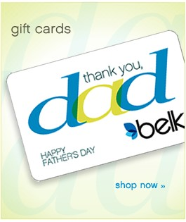 Gift cards for Father's Day. Shop now.