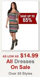 All Dresses on Sale on Sale