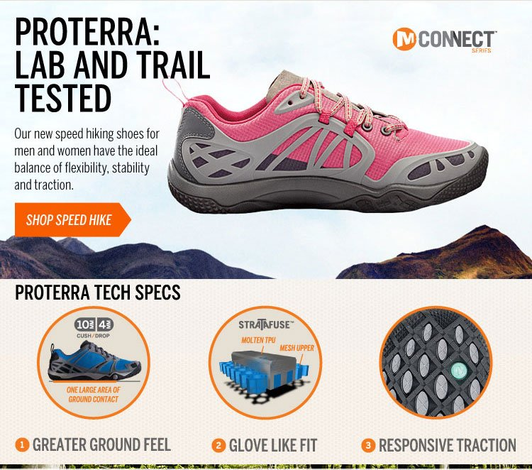 Proterra:  Lab and Trail Tested