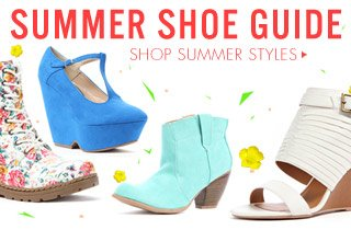 Summer Shoe Guide