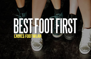Best Foot First