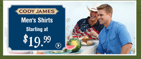 Cody James® Men's Polo Shirts - Starting at $21.99