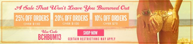 25% Off orders over $150 now on Miss KL