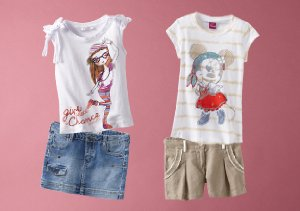 Mickey & Minnie by Silvian Heach for Girls
