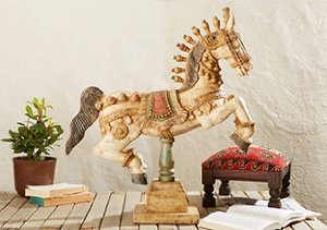 The Tribal Way: Exotic Home Décor