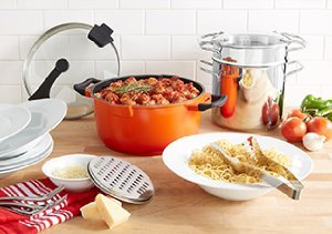 Tools for the Perfect Pasta Dinner