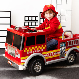 Firefighters to the Rescue Collection