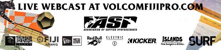 Visit VolcomFijiPro.com For More Info