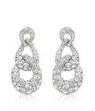 Tabloid Clip Earrings