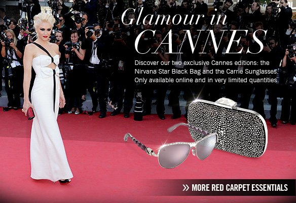 Discover our two exclusive Cannes editions