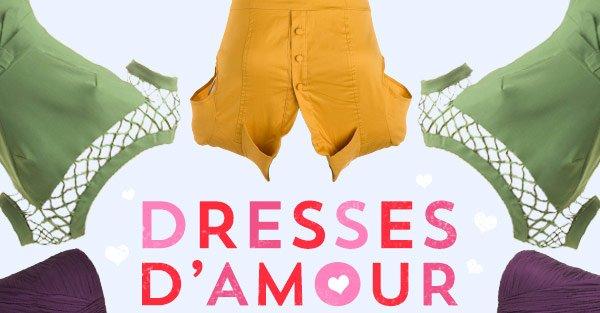 Dresses d'Amour