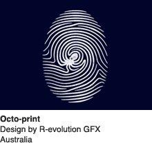 Octo-print - Design by R-evolution GFX / Australia