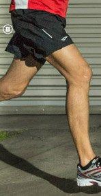 Men's Throttle Shorts