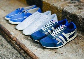 Shop Get Gola Retro-Style Sneakers