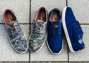 Shop TOMS ft. the All New Paseos