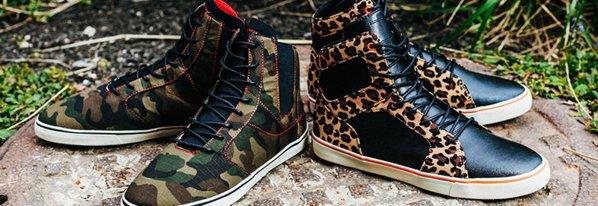 Shop RADII: New Pattern & Pop-Color Shoes