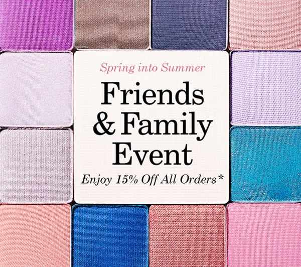 Trish's Treat: Friends & Family Event 15$ Off
