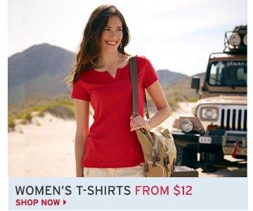 Shop Women's T-shirts