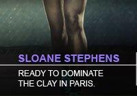 SLOANE STEPHENS,