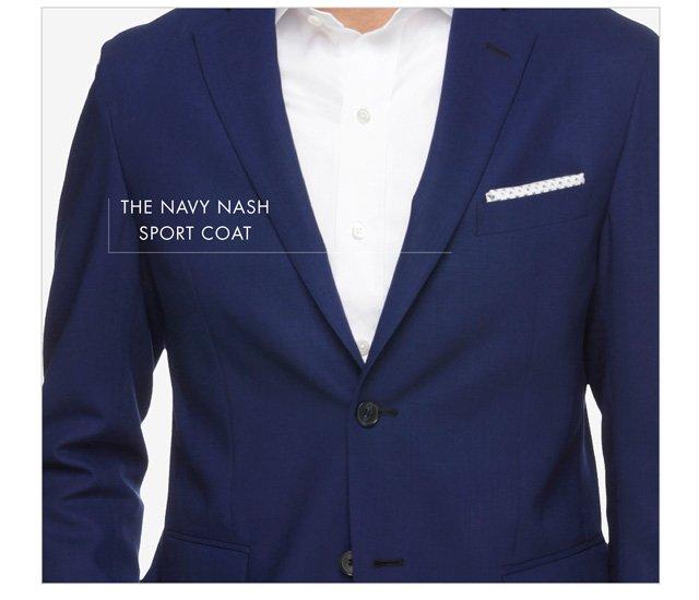 Navy Nash