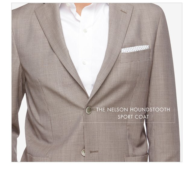 Nelson Houndstooth
