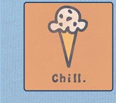 Men's Tee - Chill Cone