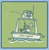 Men's Tee - Sportfishing