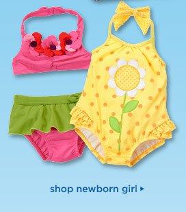 Shop Newborn Girl