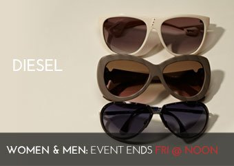DIESEL - WOMEN'S MEN'S SUNGLASSES