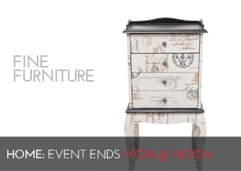 FINE FURNITURE - HOME