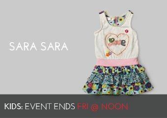 SARA SARA - KIDS