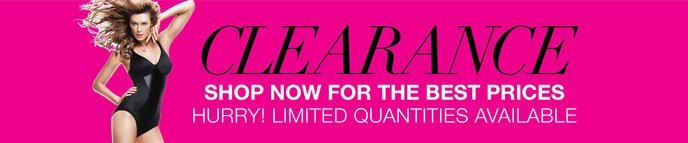 Clearance: Shop Now for the Best Prices. Hurry! Limited Quantities Available