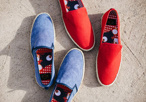 Shop On Trend: Fish 'N' Chips Espadrilles